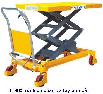Xe nâng hàng, xe nâng mặt bàn, xe nâng mediek chất lượng, giá ưu đãi