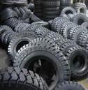 lốp đặc xe nâng, bánh xe nâng chất lượng mới 100%