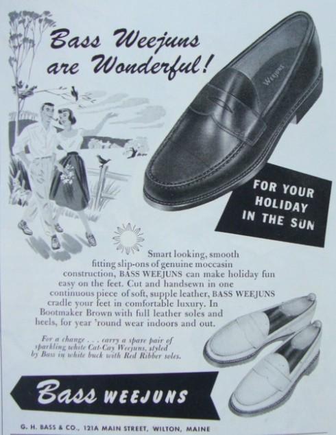 lịch sử giày da