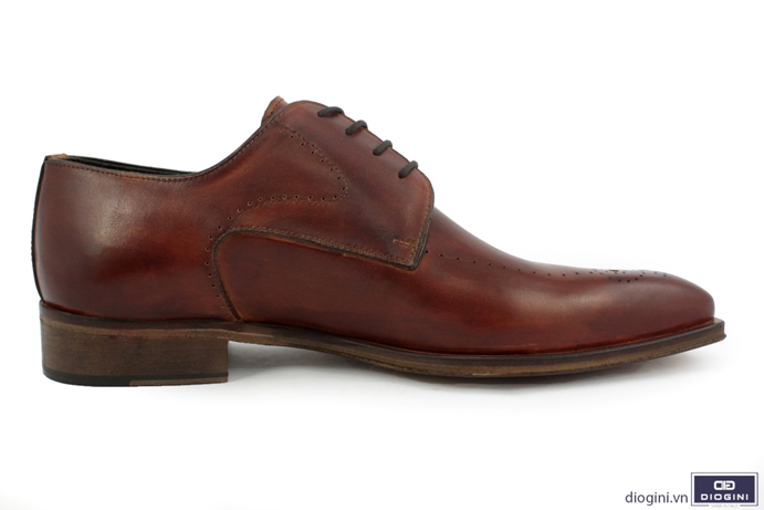 mặt trong giày da
