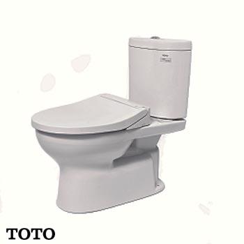 Bồn cầu ToTo hai khối CS325DRE2kèm nắp rửa Eco-washer TCW07S