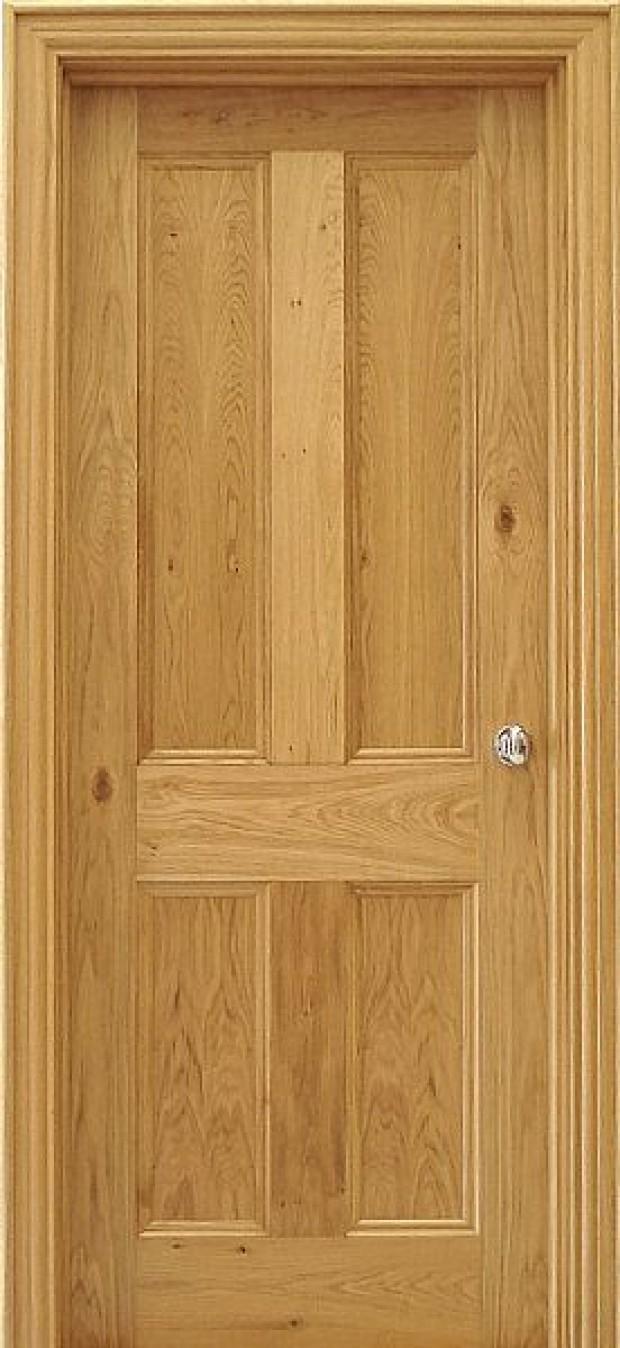 cửa gỗ sồi nga đẹp