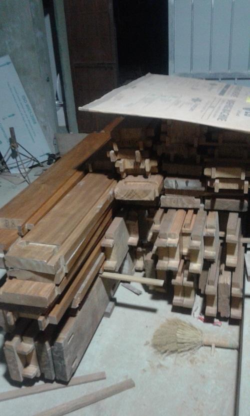 khung bao cửa gỗ | khuôn cửa gỗ tự nhiên