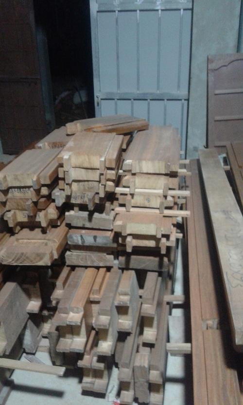 khung bao cửa gỗ | khuôn cửa gỗ đẹp