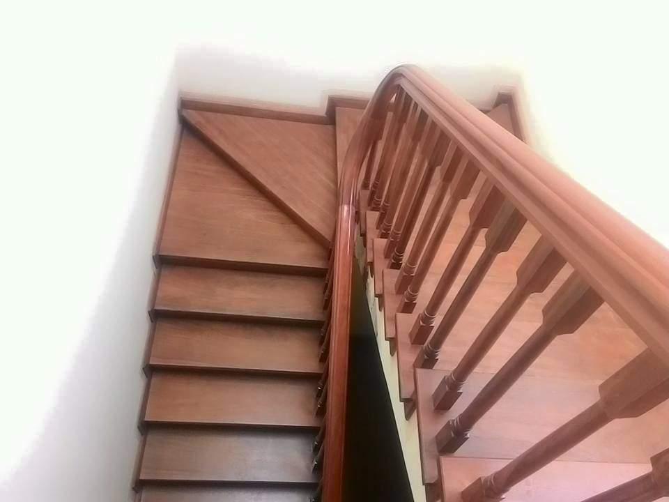 cầu thang lim đẹp