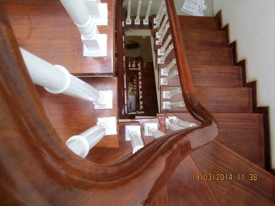cau thang dep được hoàn thiện 2014