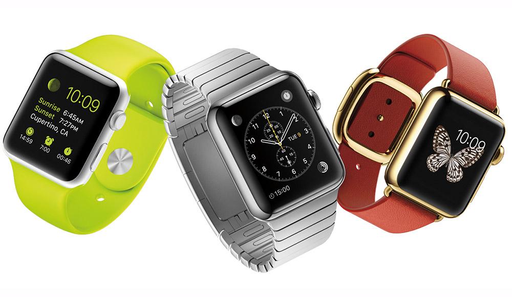 Apple Watch sẽ bắt đầu được bán từ 24/4 với giá 349 USD cho đến 10.000 USD