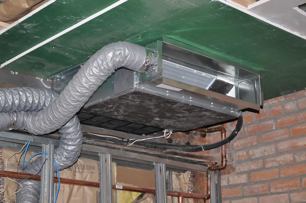 Ống gió mềm bảo ôn cách nhiệt được sử dụng nhiều