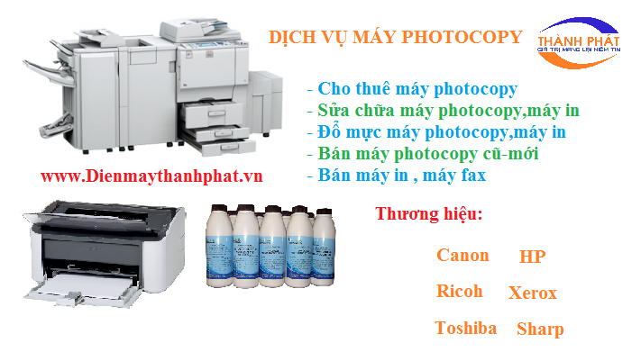 thue may photocopy