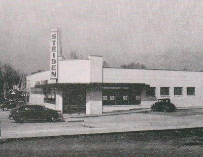 Steiden Supermarket 1940s