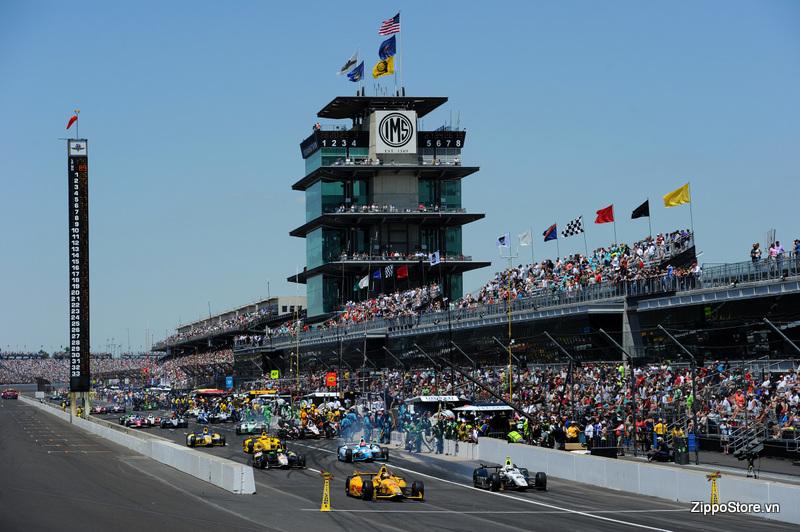 Giai dua xe Indianapolis 500 tai My