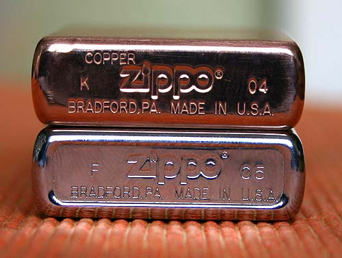 moc day zippo solid copper dong do nguyen khoi
