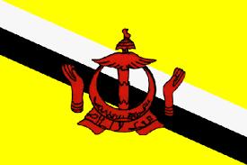 Cờ các nước ASEAN - CờVương quốc Brunei