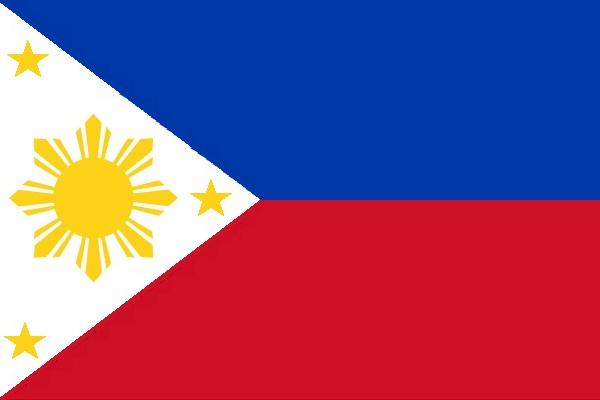 Cờ các nước ASEAN - CờCộng hoà Philippines