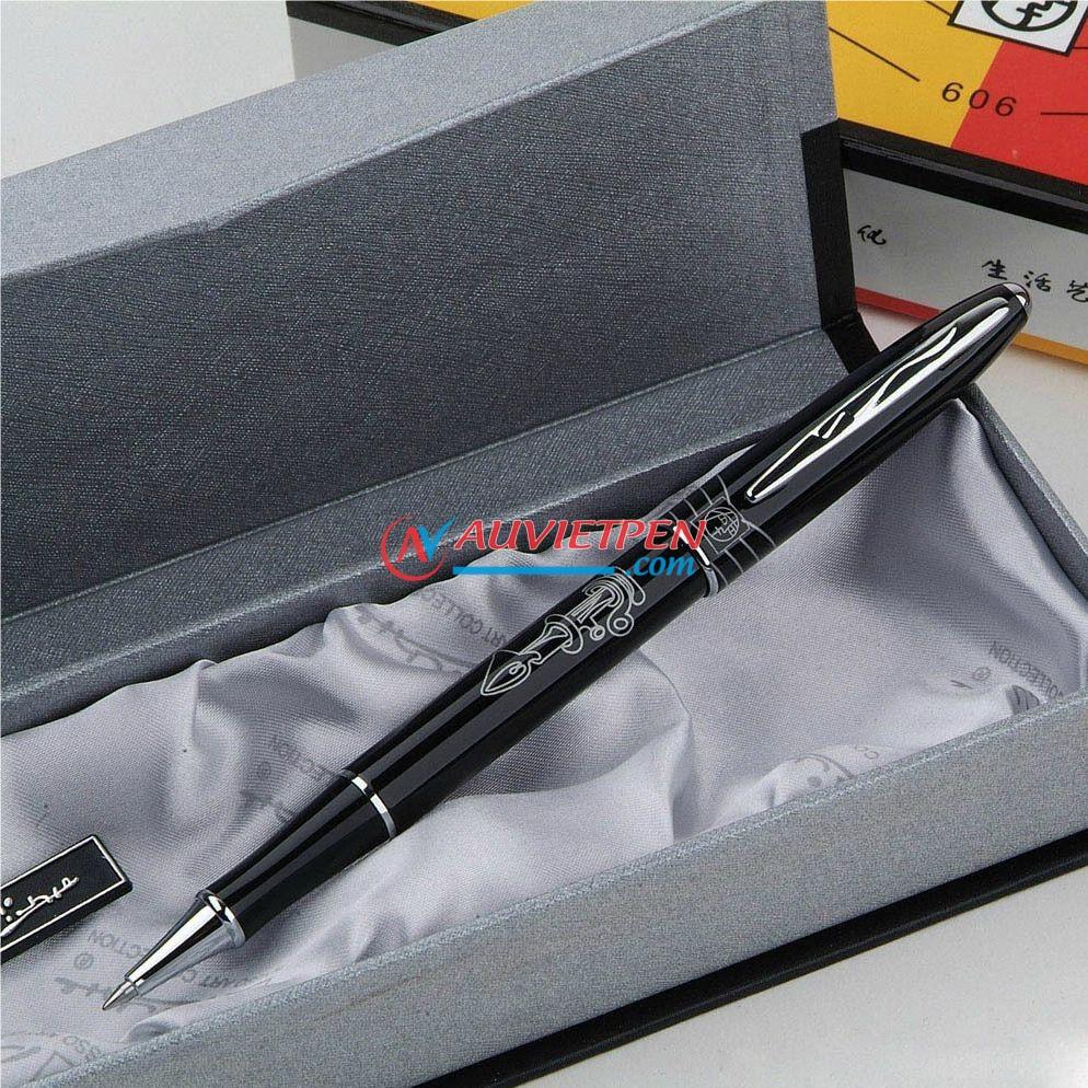 Bút ký cao cấp Picasso 606R (BK)
