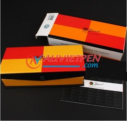 Vỏ hộp bút ký cao cấp Picasso Pimio 903R (W)