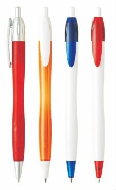 Bút nhựa làm quảng cáo 164