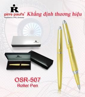 Bút ký cao cấp OSCAR màu vàng