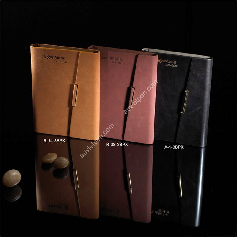 Sổ bìa da cao cấp 3BPX