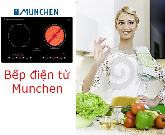 Cách sử dụng bếp điện từ Munchen đạt hiệu quả nhất