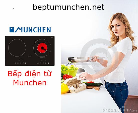 Có nên sử dụng bếp điện từ Munchen không?