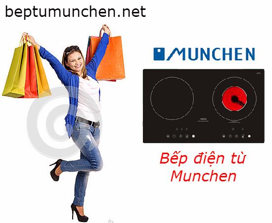 Đại lý bếp điện từ Munchen uy tín lâu năm nhất