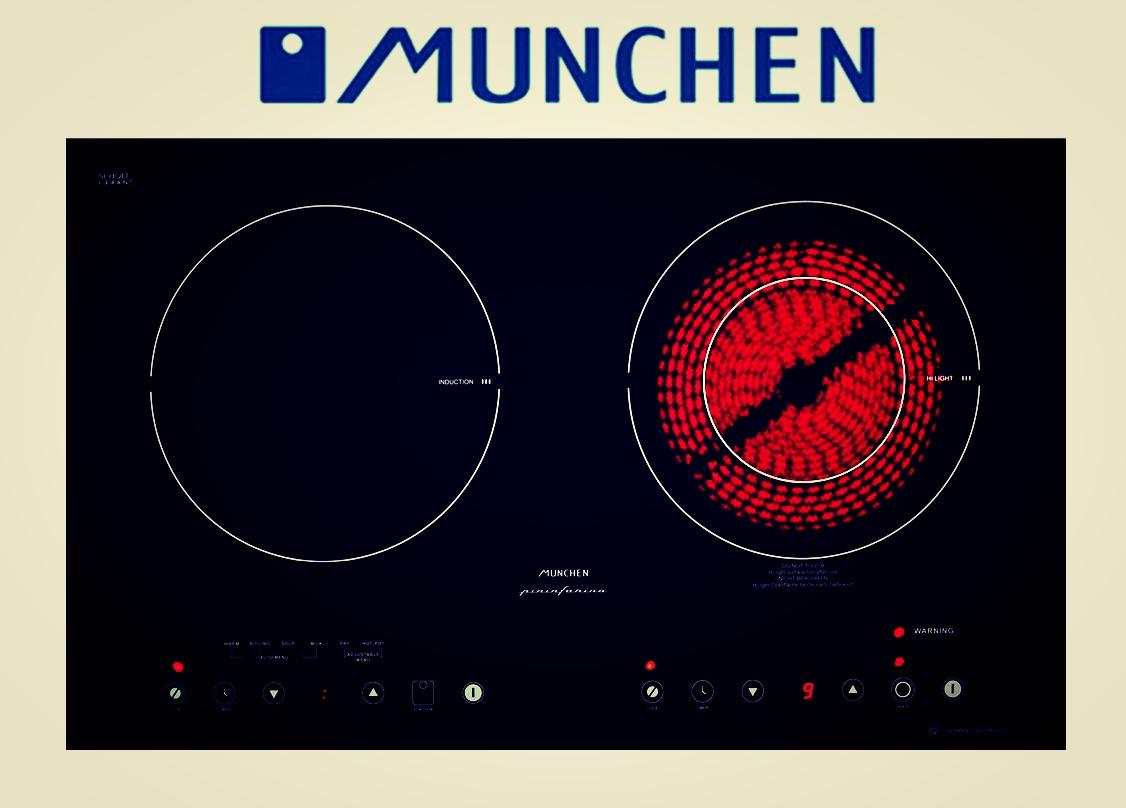 Bếp điện từ Munchen MC200i