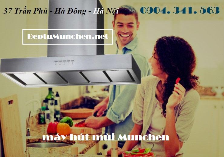 Liên hệ 0904. 341. 563 để biết thêm thông tin khuyến mãi máy hút mùi Munchen