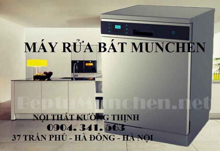 Nội thất Kường Thịnh khuyến mãi lớn khi mua máy rửa bát Munchen