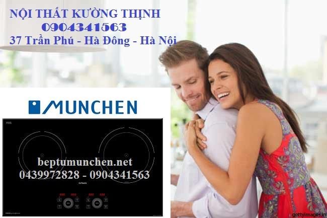 Bếp từ Munchen có tiết kiệm điện không?
