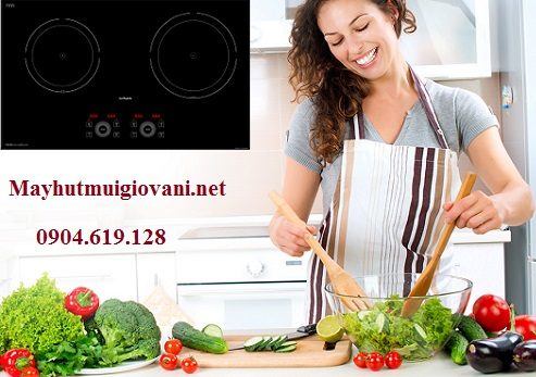 Bếp từ Munchen tiết kiệm thời gian cho chị em nội trợ