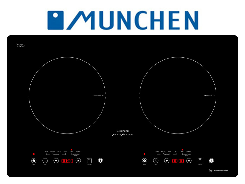 Bếp từ Munchen nào tốt nhất?