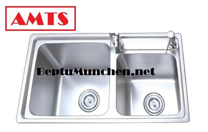 Chậu AMTS tặng kèm bếp từ Munchen