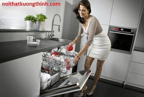 Máy rửa bát Munchen M15 giúp bạn tiết kiệm thời gian