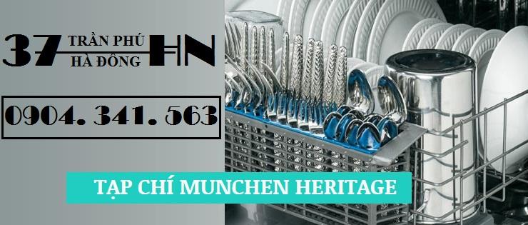 Máy rửa bát Munchen M15 bán tại Nội thất Kường Thịnh