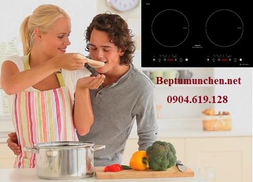 Những điểm cộng hoàn hảo của bếp từ Munchen
