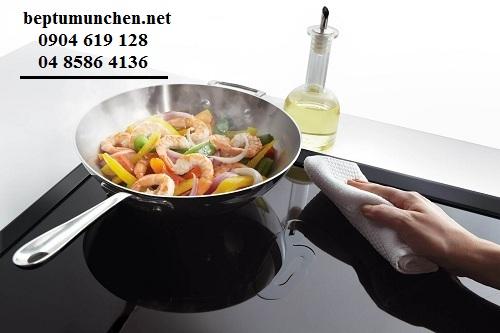 Vệ sinh bếp từ Munchen sao cho đúng cách