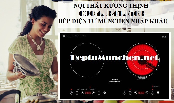 bếp điện từ Munchen SMC 250I được kiểm tra chất lượng kỹ lưỡng