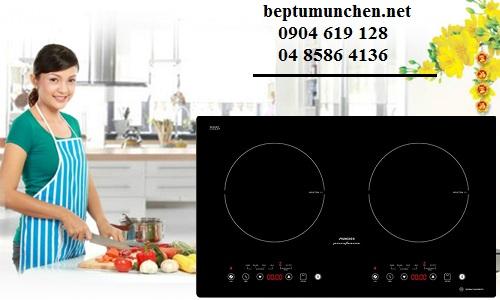 Bếp từ Munchen hoàn hảo từng chi tiết
