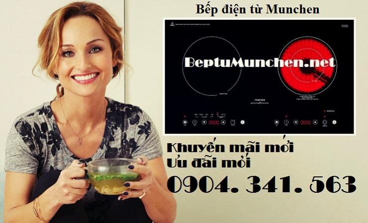 Người tiêu dùng nhận xét gì về bếp điện từ Munchen SMC 250I?