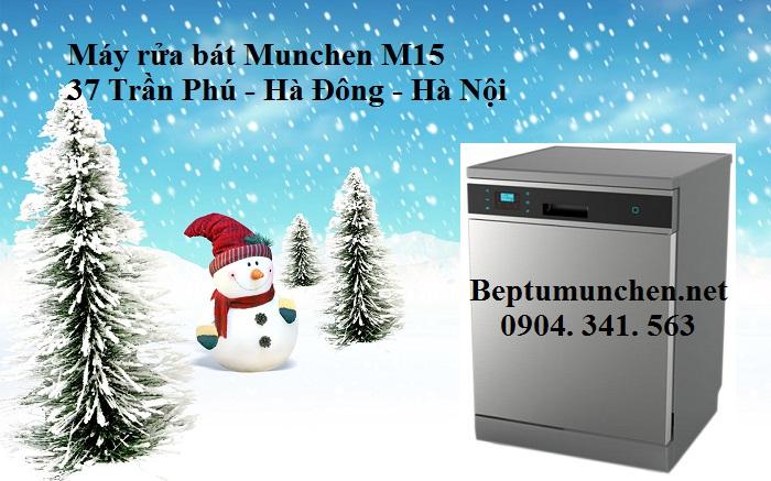 Người tiêu dùng nhận xét về máy rửa bát Munchen M15