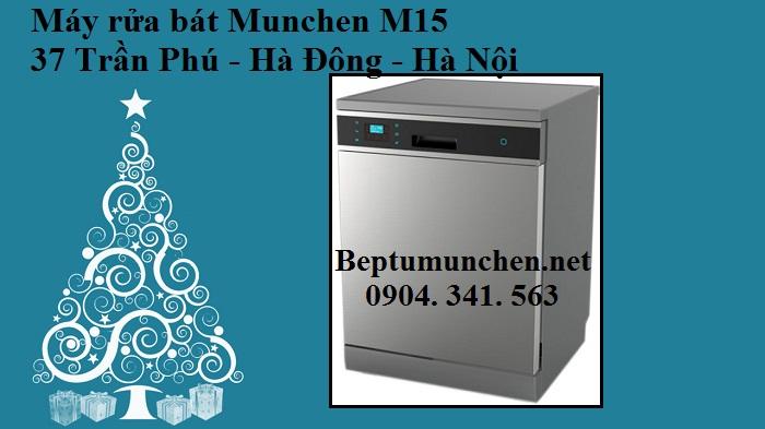 Máy rửa bát Munchen M15 độ bền cao