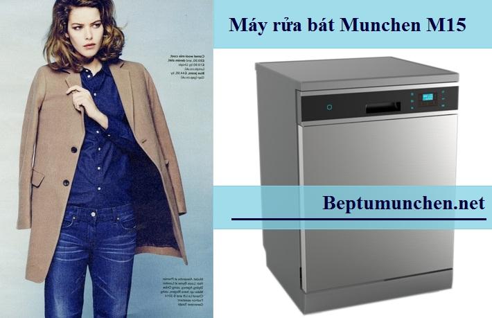 Xu hướng dùng máy rửa bát Munchen