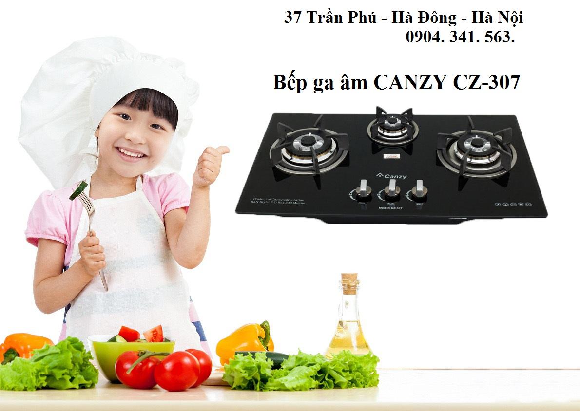 Mách nước chọn bếp ga Canzy