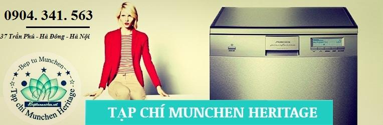 50 sắc thái của máy rửa bát Munchen