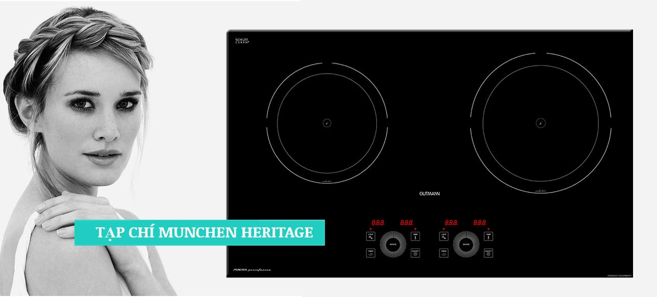 Đẩy nhanh tiến độ chương trình khuyến mãi bếp từ Munchen