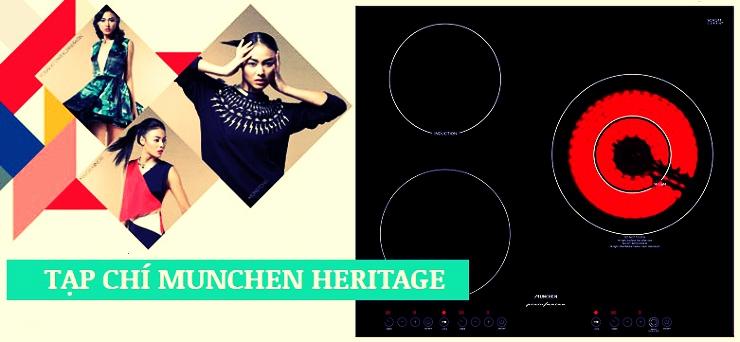bếp điện từ Munchen qa300i- beptumunchen.net
