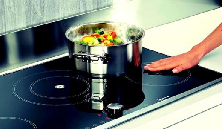 Bếp từ không sinh nhiệt trực tiếp