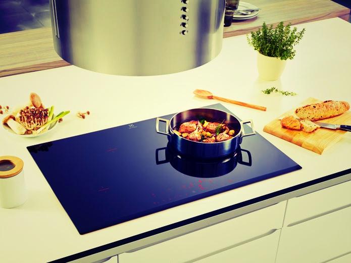 Bếp từ tạo nhiệt lượng trực tiếp