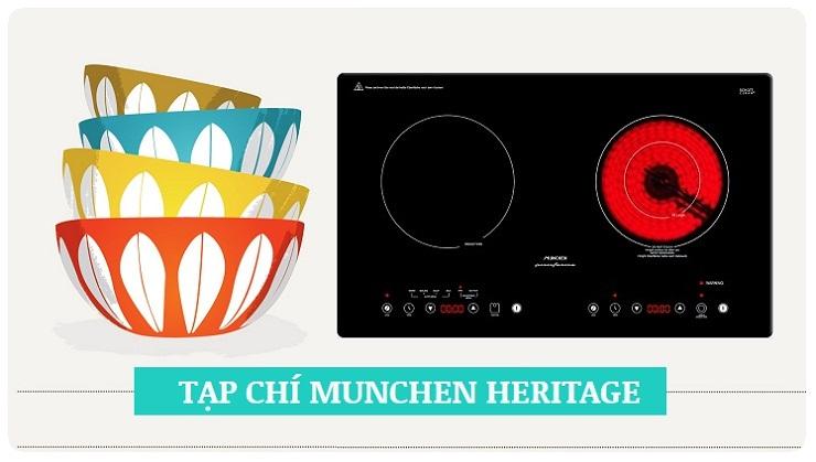 Bếp điện từ Munchen